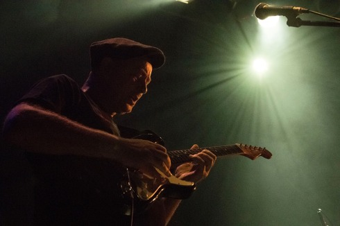 Francis Dunnery, 11th and 18th to 20th January 2019