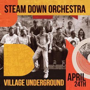 Steam Down, 24th April 2019