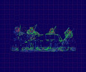 Kronos Quartet/Trevor Paglen: ' Sight Machine', 11th July 2019