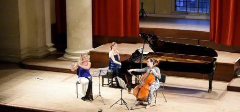 Marsyas Trio: 'Trios For Our TImes', 12th June 2019
