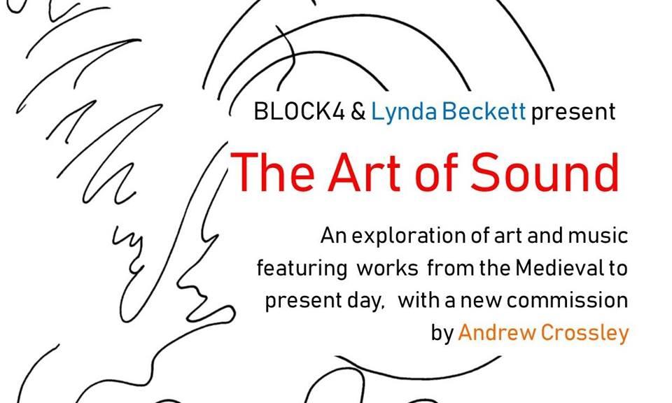 57b8898d3add Block4 & Lynda Beckett: 'The Art of Sound' ...