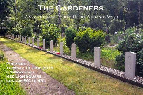Robert Hugill: 'The Gardeners' - 18th June 2019