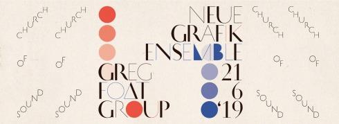 Greg Foat Group + Neue Grafik Ensemble, 21st June 2019