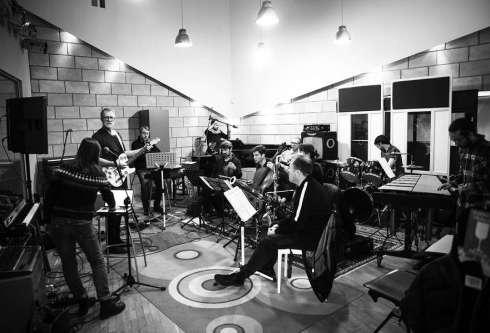 North Sea Radio Orchestra/John Greaves/Annie Barbazza, 27th June 2019