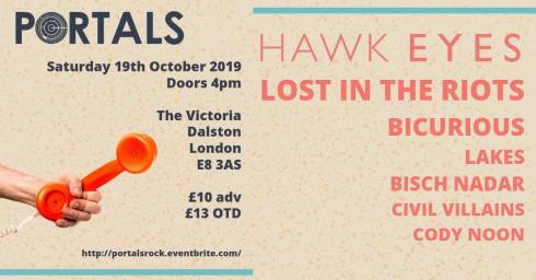 Portals All-Dayer, 19th October 2019