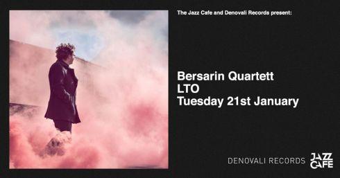 Bersarin Quartett + LFO, 21st January 2020